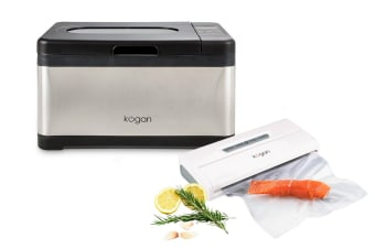 Kogan 10L Sous Vide Precision Cooker with Vacuum Sealer