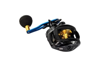 Abu Garcia Oceanfield BG Low Profile Baitcaster Fishing Reel - Right Handed Reel