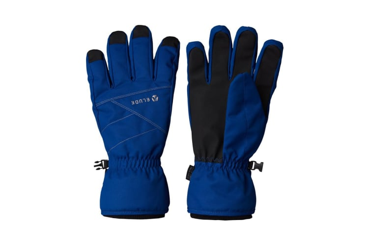 Elude Boy's Snow New Icon Gloves Size 8