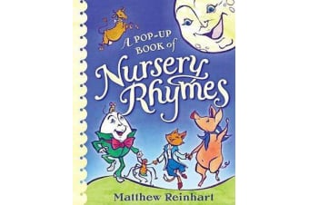 A Pop-Up Book of Nursery Rhymes - A Classic Collectible Pop-Up