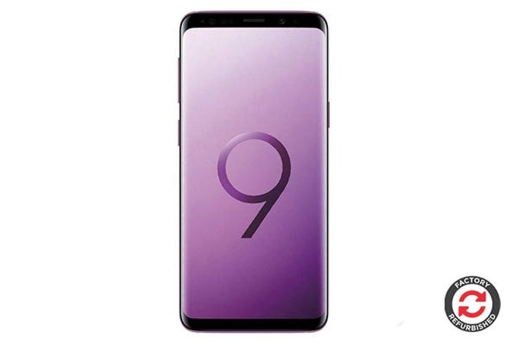 Samsung Galaxy S9 Refurbished (64GB, Lilac Purple) - A Grade