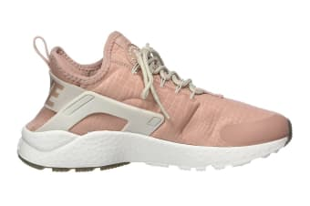 Nike Women's Air Huarache Run Ultra Running Shoe (Particle Pink, Size 9 US)