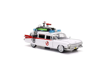 Ghostbusters Ecto-1 1984 Hollywood Rides 1:24 Diecast Veh