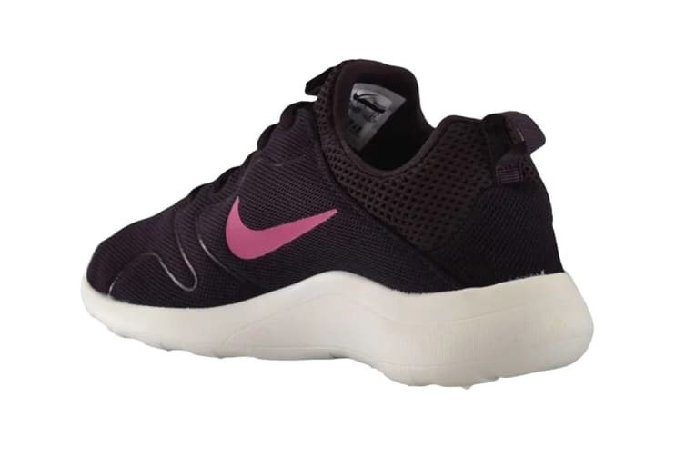 Nike Women's Kaishi 2.0 Running Shoes (Port Wine/Deadly Pink/Sail, Size 5.5 US)