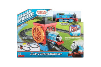 Thomas & Friends TrackMaster 2-in-1 Destination Set