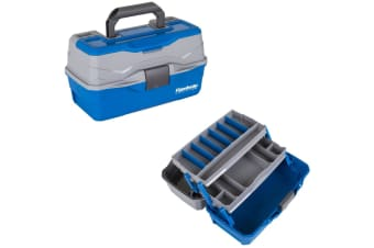Flambeau 6382 Redefined Classic Series Two Tray Fishing Tackle Box
