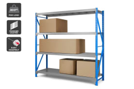 Certa Premium Steel Storage Shelves