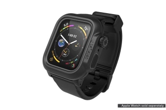 Catalyst Waterproof Case For Apple Watch Series 4 and Series 5 - 44mm - Stealth Black