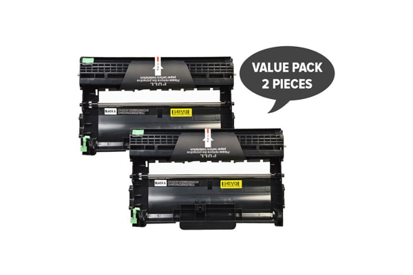 DR-2225 Premium Generic Drum Unit (Two Pack)