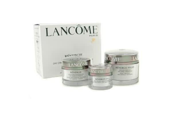 Lancome Renergie Power Of 3 Anti-Wrinkle-Firming Program (Made in USA) (3pcs)