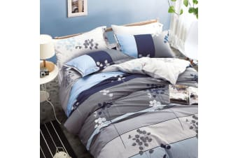 Canningvale Cinque Terre King Quilt Cover Set Fresco