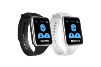 Mifone Smart Watch 2.5D Sapphire Touch Screen Bluetooth Fitness Band Bracelet