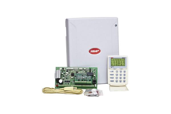 Ness 8 Zone Alarm Panel & Dialler