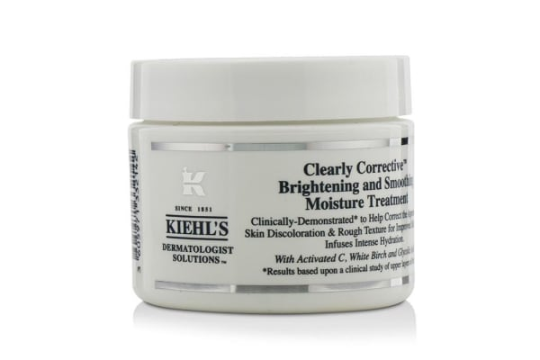 Kiehl's Clearly Corrective Brightening & Smoothing Moisture Treatment 50ml/1.7oz