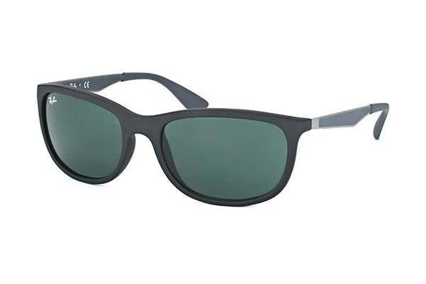 Ray-Ban RB4267 59mm - Black (Grey Green lens) Unisex Sunglasses