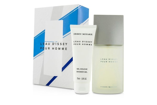 Issey Miyake Issey Miyake Coffret: Eau De Toilette Spray 75ml/2.5oz + Shower Gel 75ml/2.5oz (2pcs)