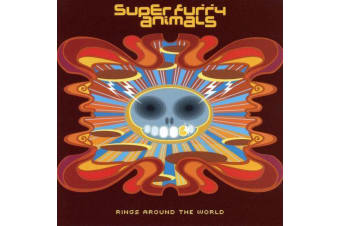 Super Furry Animals – Rings Around The World PRE-OWNED CD: DISC EXCELLENT