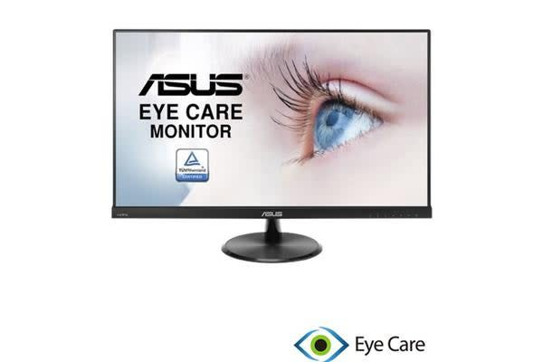 ASUS VC279H Eye Care Monitor - 27' Full HD, IPS, Ultra-slim, Frameless, Flicker Free, Blue Light Filter