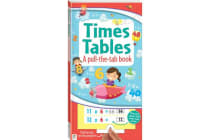 Times Tables - a pull-the-tab book