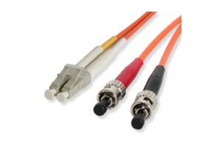 StarTech.com 5m Multimode 62.5/125 Duplex Fiber Patch Cable LC - ST