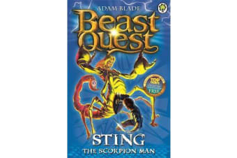 Beast Quest: Sting the Scorpion Man - Series 3 Book 6
