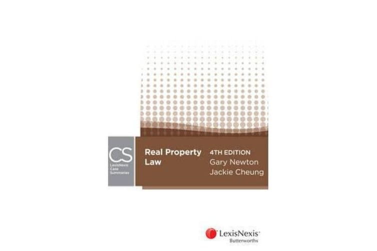 LexisNexis Case Summaries - Real Property