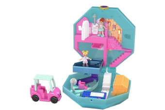 Polly Pocket Big Pocket World Pamperin' Perfume Spa