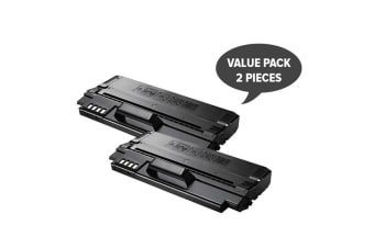 ML-1630 ML-D1630A SCX-4500 Black Premium Generic Laser Toner Cartridge (Two Pack)