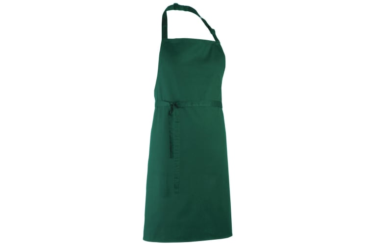 Premier Colours Bib Apron / Workwear (Pack of 2) (Bottle) (One Size)