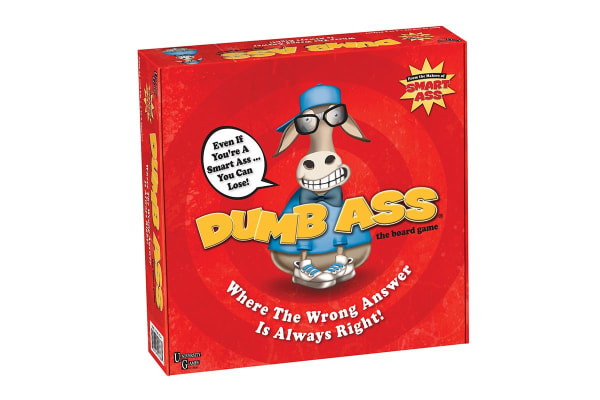 Dumb Ass Board Game