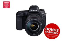 Canon EOS 5D Mark IV DSLR Camera with EF24-105mm L IS f/4 Lens
