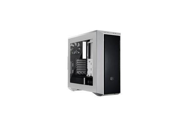 Cooler Master MasterBox 5 White Mid-Tower ATX Case (No PSU) - FreeForm Modular System
