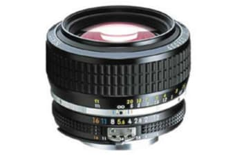 Nikon Nikkor AI-S 50mm f/1.2 Manual Focus Lens for Nikon Digital SLR Cameras