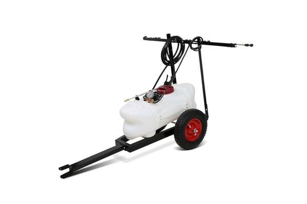 Image of 100L ATV Weed Sprayer Spot Spray Tank with Cart