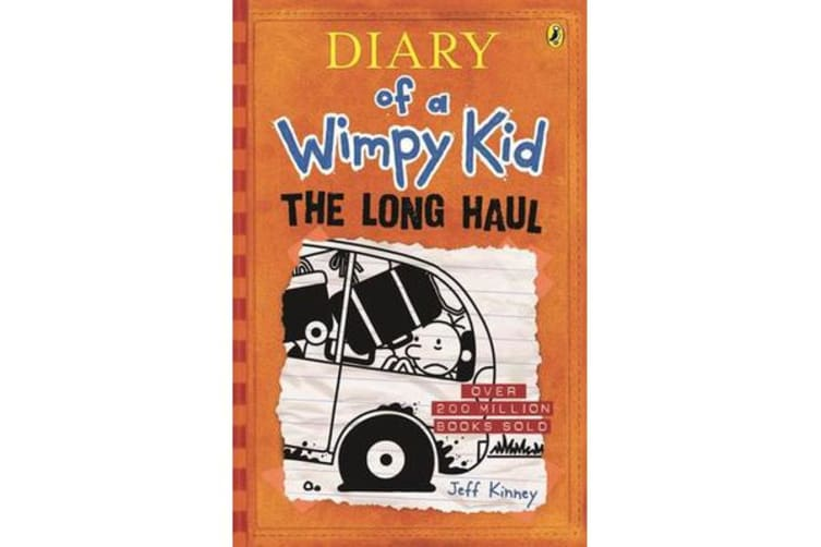 The Long Haul - Diary of a Wimpy Kid (BK9)