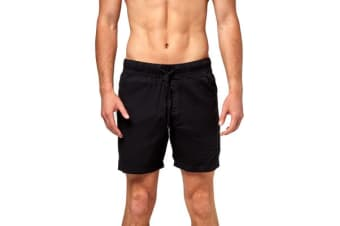 Bonds Men's Woven Short (Black)