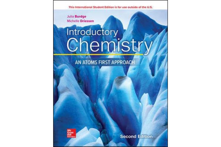 ISE Introductory Chemistry - An Atoms First Approach