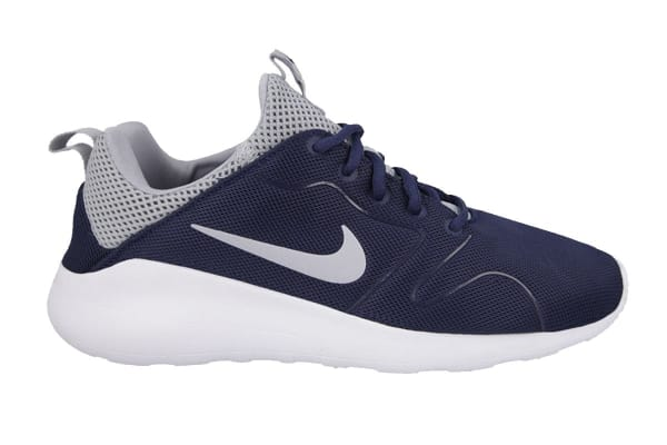 watch d9e8e 0a0e0 Dick Smith NZ   Nike Men s Kaishi 2.0 Running Shoes (Midnight Navy Wolf  Grey White, Size 9)   Shoes