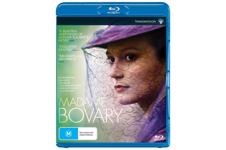 Madame Bovary Blu-ray Region B