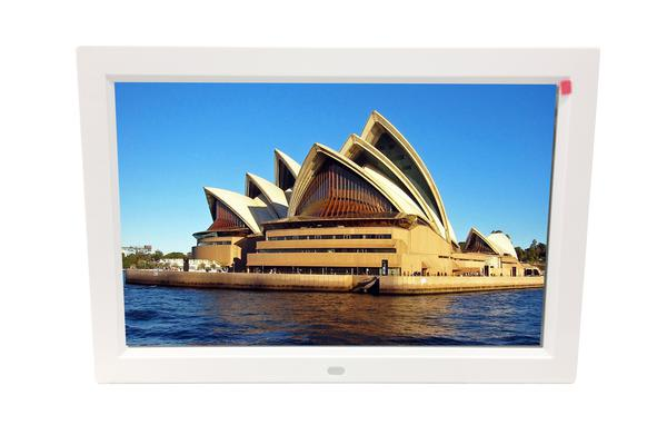 Dick Smith 12 Digital Photo Frame Multimedia Player Usb Card