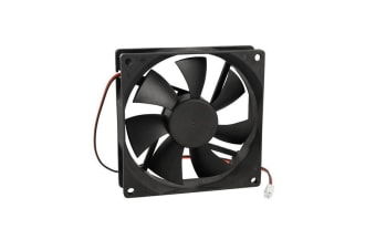 Case Fan With Power Cable