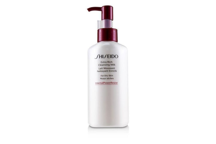 Shiseido Defend Beauty Extra Rich Cleansing Milk 125ml/4.2oz