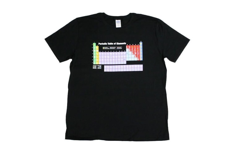Periodic Table of Elements T-Shirt - Medium