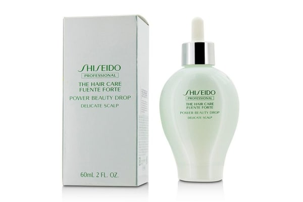 Shiseido The Hair Care Fuente Forte Power Beauty Drop (Delicate Scalp) (60ml/2oz)