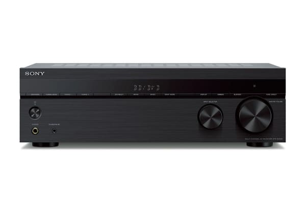 Sony Home Cinema AV Receiver withy 4K HDR (STRDH590)