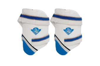 2x Spartan MC 1000 Cricket Thigh Pad Guard/Protection Left Handed Men Size Sport