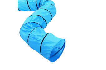 PaWz Outdoor Waterproof Pet Dog Agility Training Exercise Long Tunnel 3 Sizes  -  66cm x 6m66cm x 6m