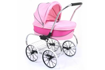 Valco Baby Princess Doll Stroller Pink
