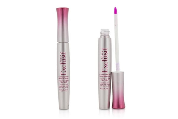 Bourjois Rose Exclusif Lipgloss Duo Pack (2x7.5ml/0.2oz)