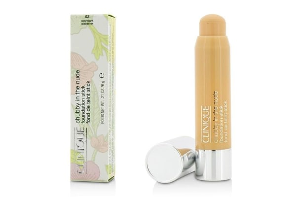 Clinique Chubby In The Nude Foundation Stick - # 02 Abundant Alabaster (6g/0.21oz)